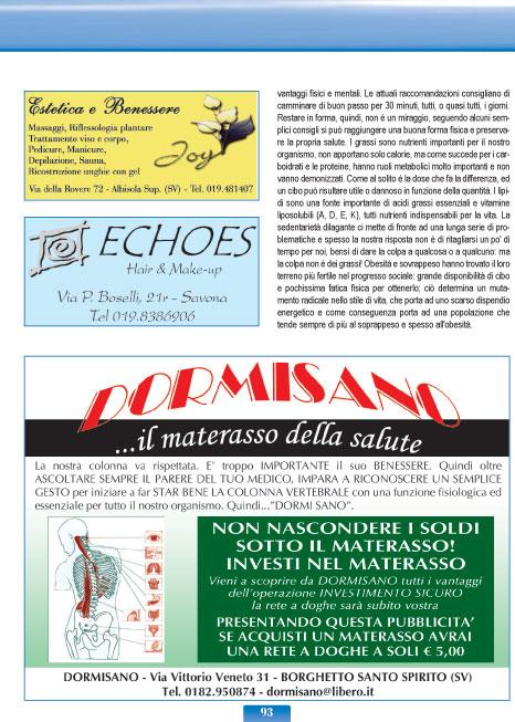Santambrogio Tende Arquati L Angolo Del Materasso Di Santambrogio Fabrizio.Guida Savona 93 Jpg